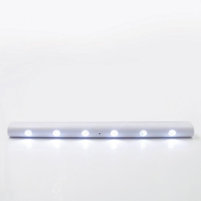 Daylight ขาว RIN แท่ง 6 LED